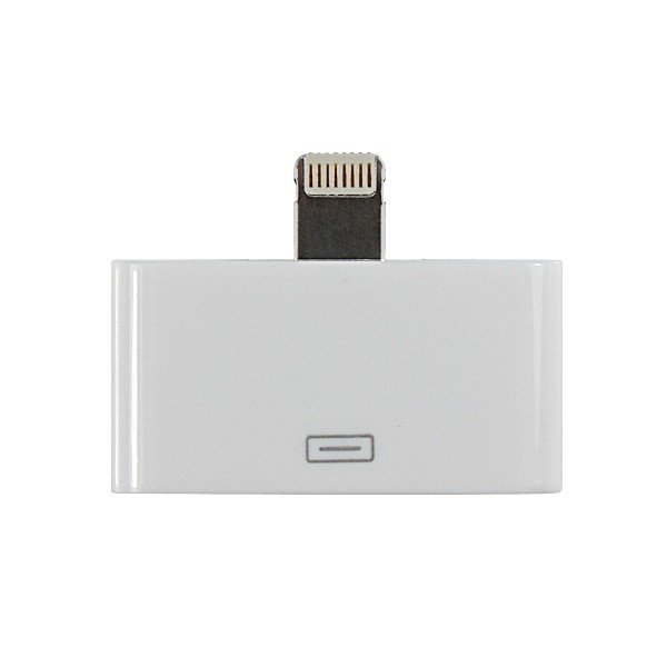 For Apple 30 Pin to Lighting Adapter iPhone 5G iPad Mini iPod Nano SKU MCH-6255 ...  sc 1 st  Aulola Blog & For Apple 30 Pin to Lighting Adapter iPhone 5G iPad Mini iPod Nano ...