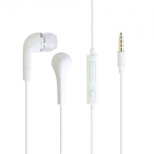 MEA-14653 In-Ear Stereo Earphone With Volume Control
