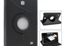 360-degree Rotation Case Cover for Samsung T230 Galaxy Tab 4