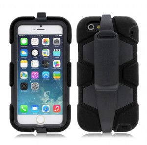 Waterproof /Dirt proof / Shockproof Phone Shell for iPhone 6