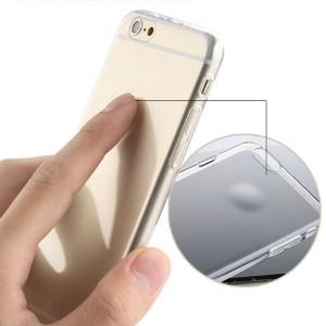 iPhone 6 Super Thin TPU Transparent Case