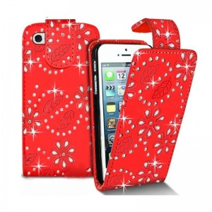 Diamond Case Cover for iPhone 4&4S