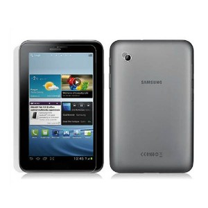 Screen Film + Protective Cover for Samsung P3100