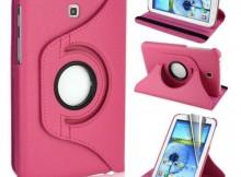 Galaxy Tab 3 360 Rotation Case Cover