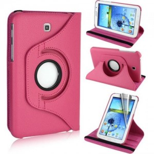 Galaxy Tab 3 360 Rotation Case Cover