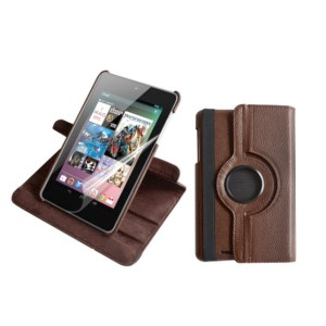 Wholesale 360 Degree Rotating Leather Case for Nexus 7