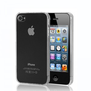 Wholesale 0.5mm Hard Case Cover Shell For iPhone 5 -Transparent