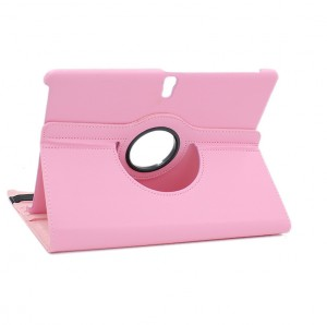 Wholesale 360 Rotation Case Cover for Samsung T800- Pink