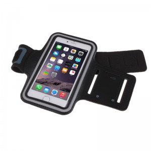 Wholesale Adjustable Armband Armlet Velcro Strap for iPhone 6 4.7
