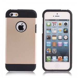 Wholesale 2-in-1 Armour Case Skin for iPhone 5/5S