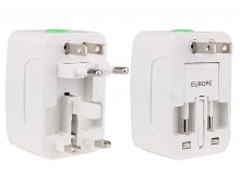 All-in-one Travel Universal Power Plug Adapter