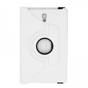 Wholesale 360 Rotation Case Cover for Samsung T700- White