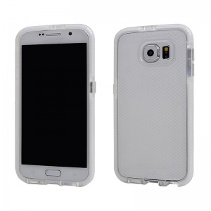 Wholesale Tech21 Evo Check Slim Grid Soft Case Skin for Samsung S6