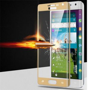 Wholesale Full Coverage Tempered Glass Screen Protector For Samsung Galaxy N9150 Note Edge