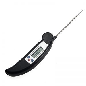 Wholesale Digital Foldable LCD Kitchen Food Cooking Meat Milk Probe Therometer Reader