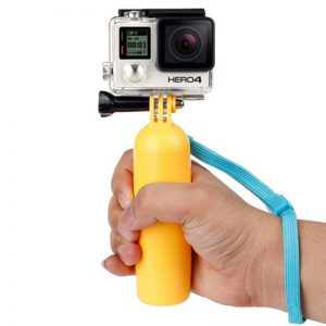 Wholesale Hand Grip Floating Handle with Screw Strip for GoPro