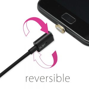 HKW Magnetic Micro USB Charging Cable