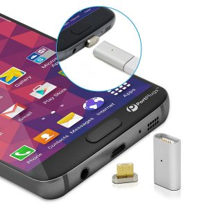 PortPlugs - Magnetic Charger Adapter